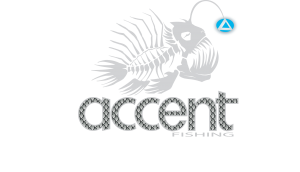 accent angler fish silver